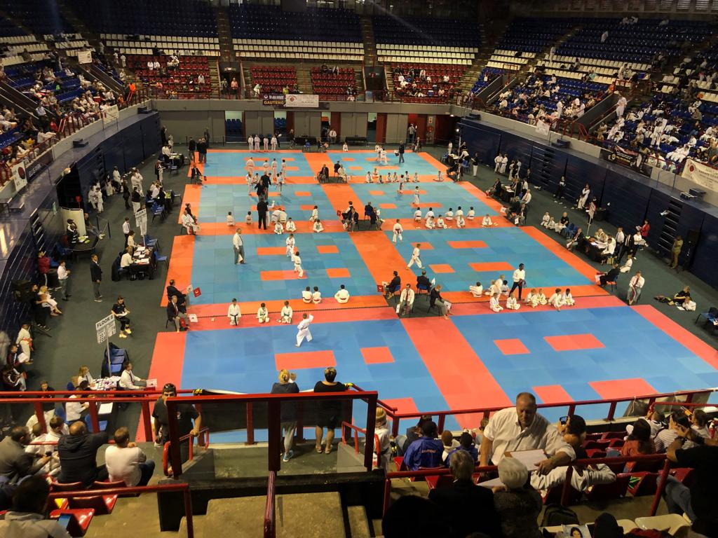 Overview of the SAJKA National Champs in May 2019
